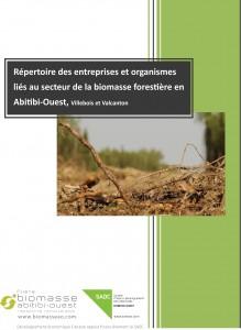 Repertoire biomasse